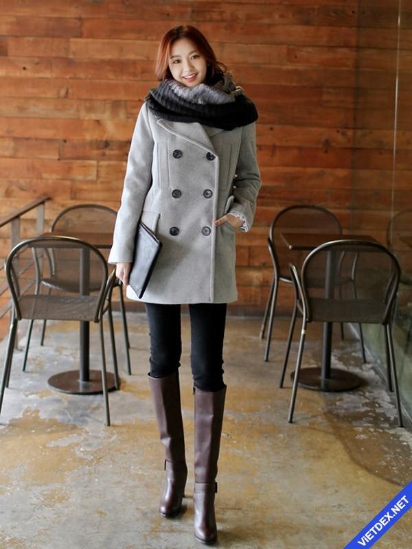 Bạn đã tranh thủ sắm áo khoác dày cho mùa đông sắp tới