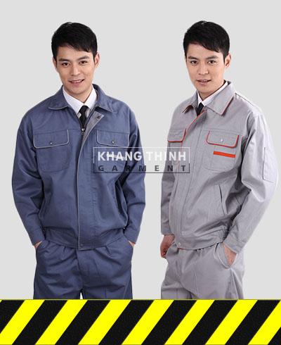 Quần áo BHLĐ 12