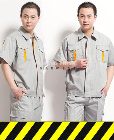 Quần áo BHLĐ 11