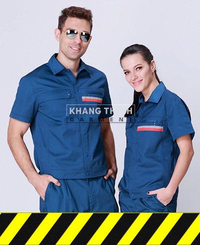 Quần áo BHLĐ 09