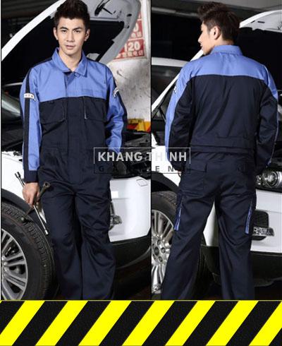 Quần áo BHLĐ 008