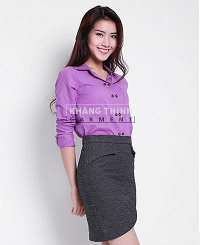 Công ty may mặc đồng phục công sở, đồng phục học sinh tại Tp Hồ Chí Minh