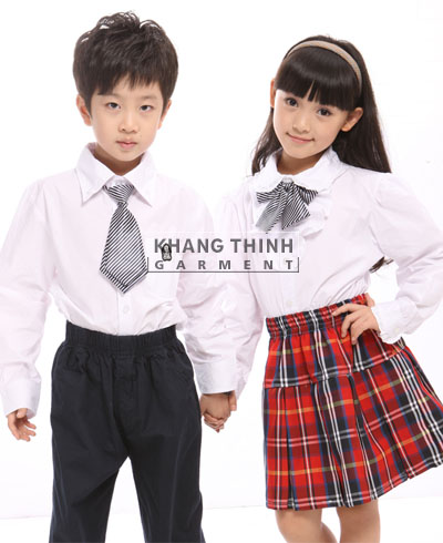 Đồng phục học sinh 004