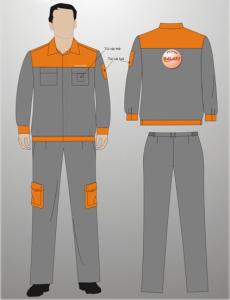 Quần áo BHLD 008
