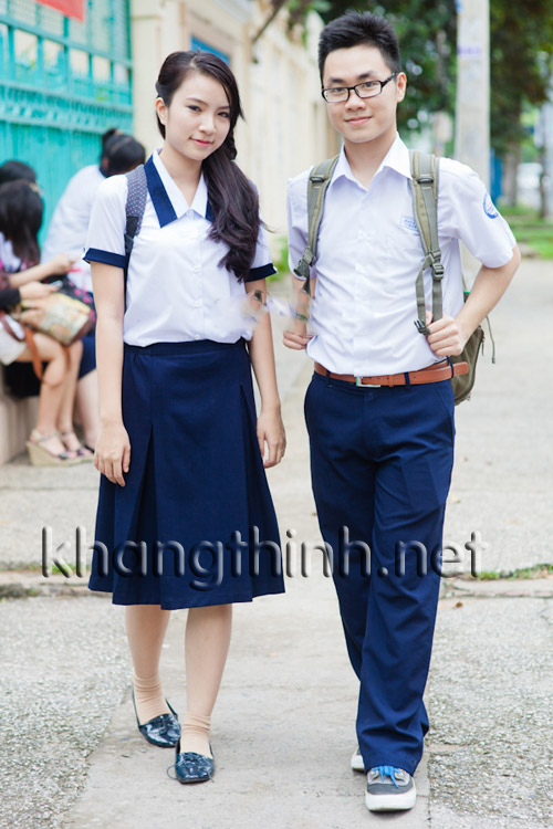 Đồng phục học sinh 009